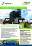 Northern Oil Advanced Biofuels Pilot Plant